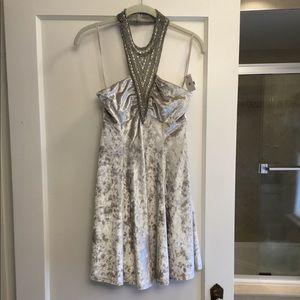 NWT gorgeous rhinestone party dress 🍾🥂